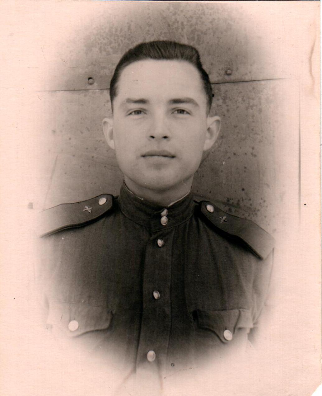 Голубев Михаил Александрович