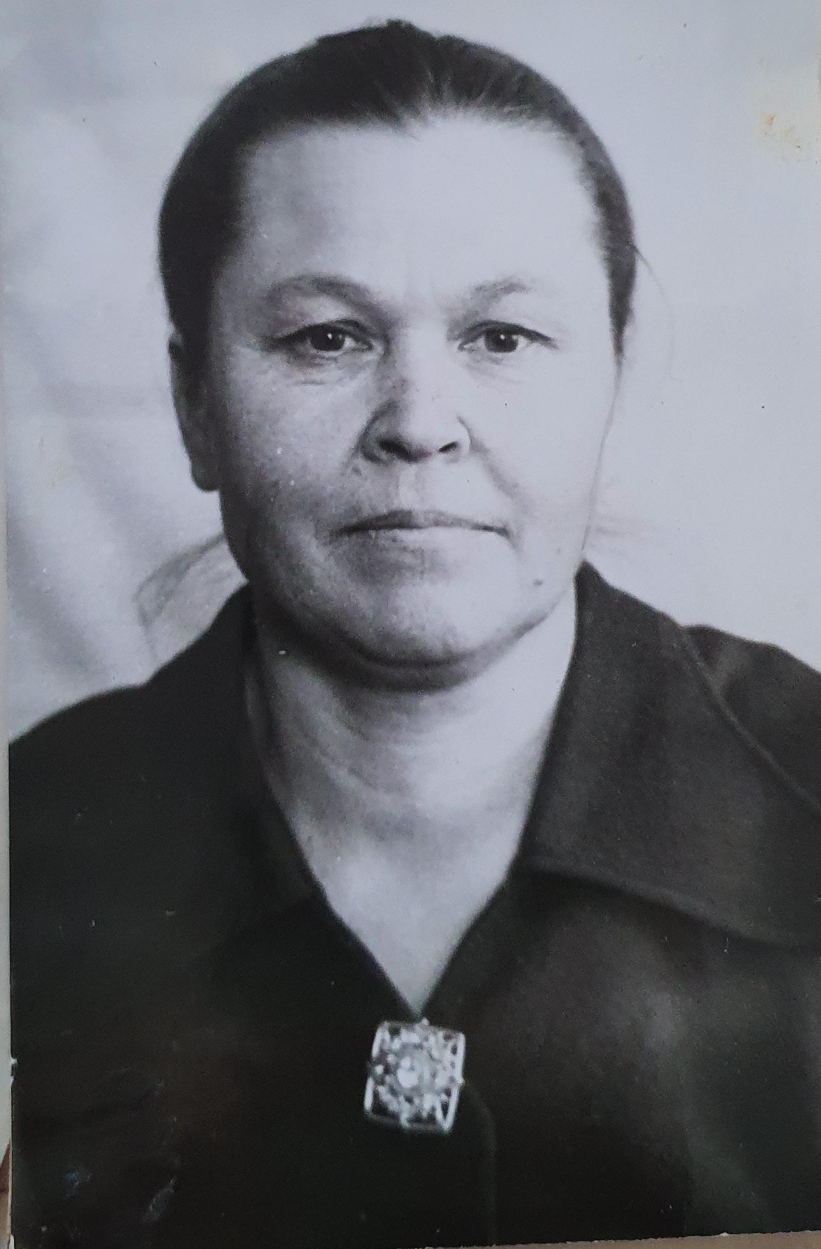Борисова (Камышлейцева) Надежда Сергеевна