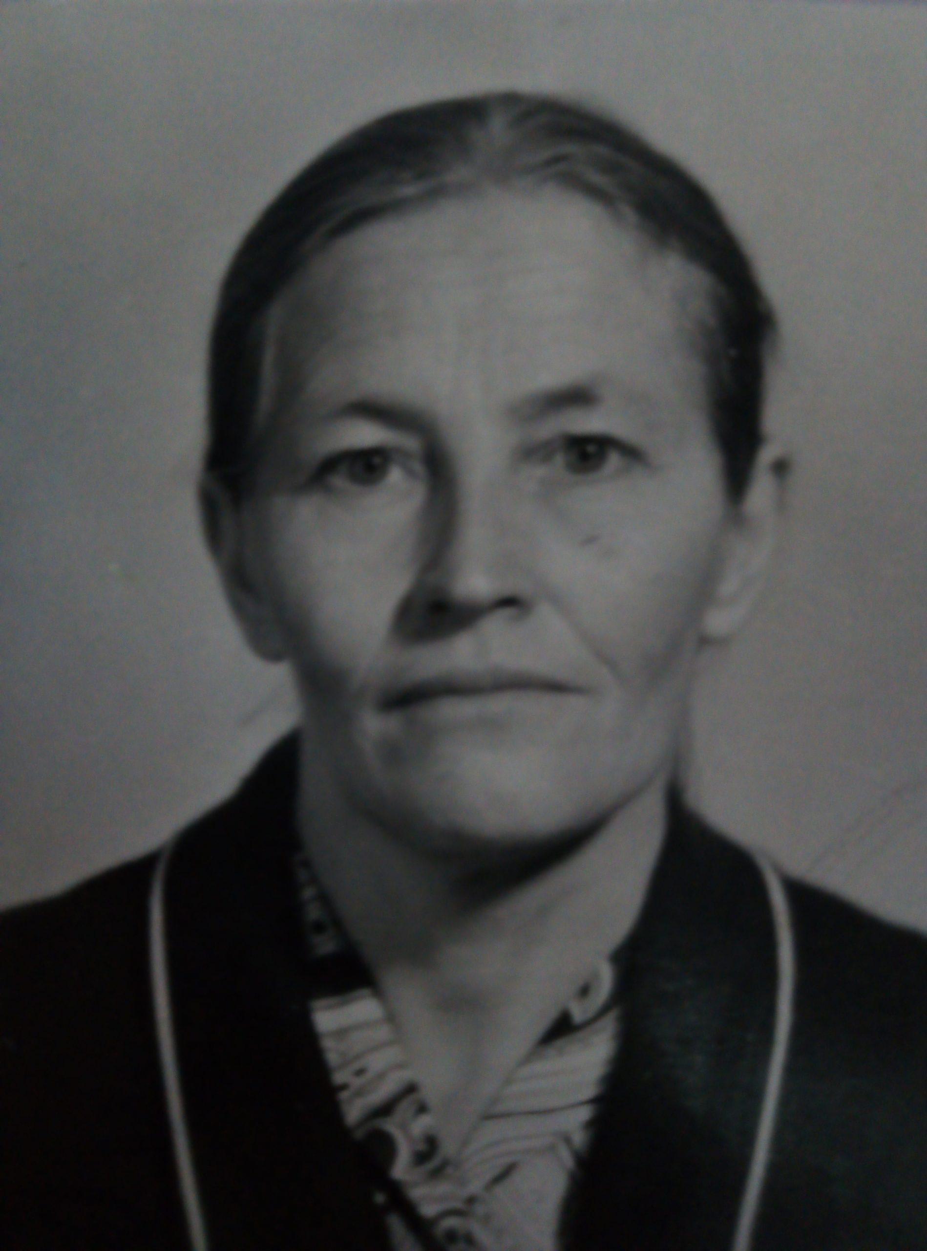 Карнажевская Лидия Ивановна