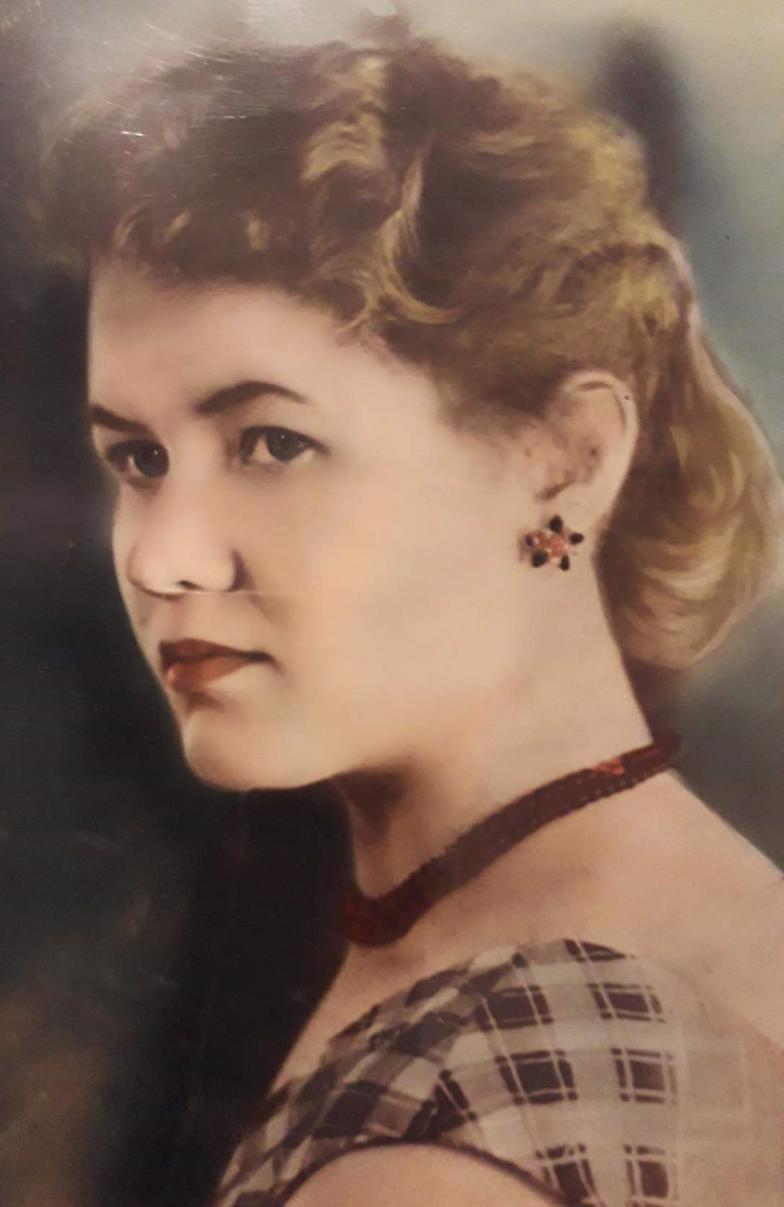 Козлова (Храмко) Александра Дмитриевна