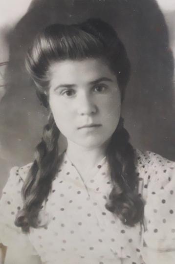 Балакина (Соловьёва) Антонина Алексеевна