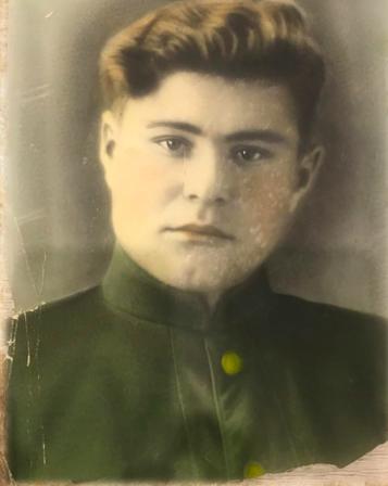 Маралов Федор Павлович