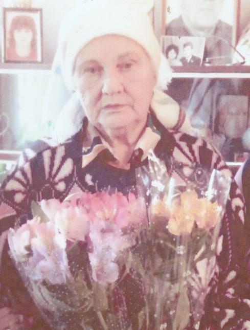 Московец Дарья Терентьевна
