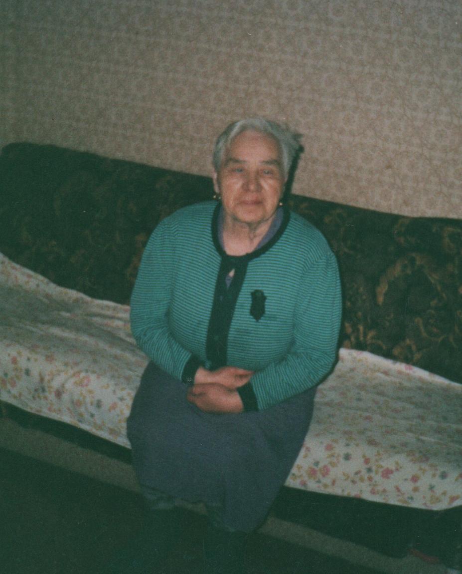 Серебрянникова Антонина Ефимовна