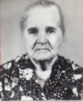 Резаева (Мухина) Нина Васильевна